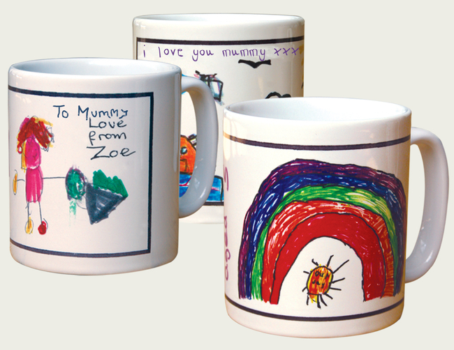 12 Mugs For Mother S Day: A Cup (apron Or Cotton Bag) Full Of Love For Mothering