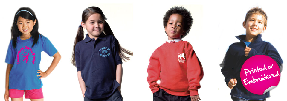 Printed Children's Schoolwear