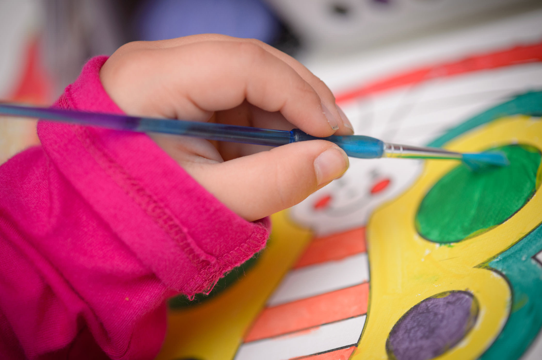 Using our free artwork pack your schoolchildren can create their own design