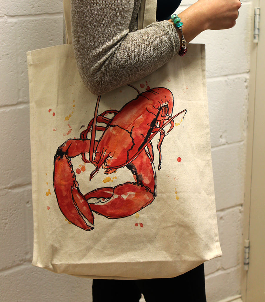 lobster-bag