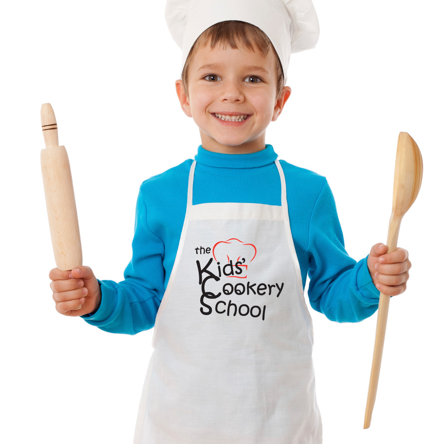 child-apron