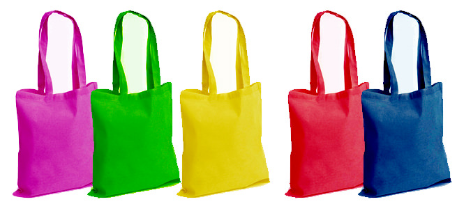 Cotton Shopping Bags | Stuart Morris -Textile Design & Print UK