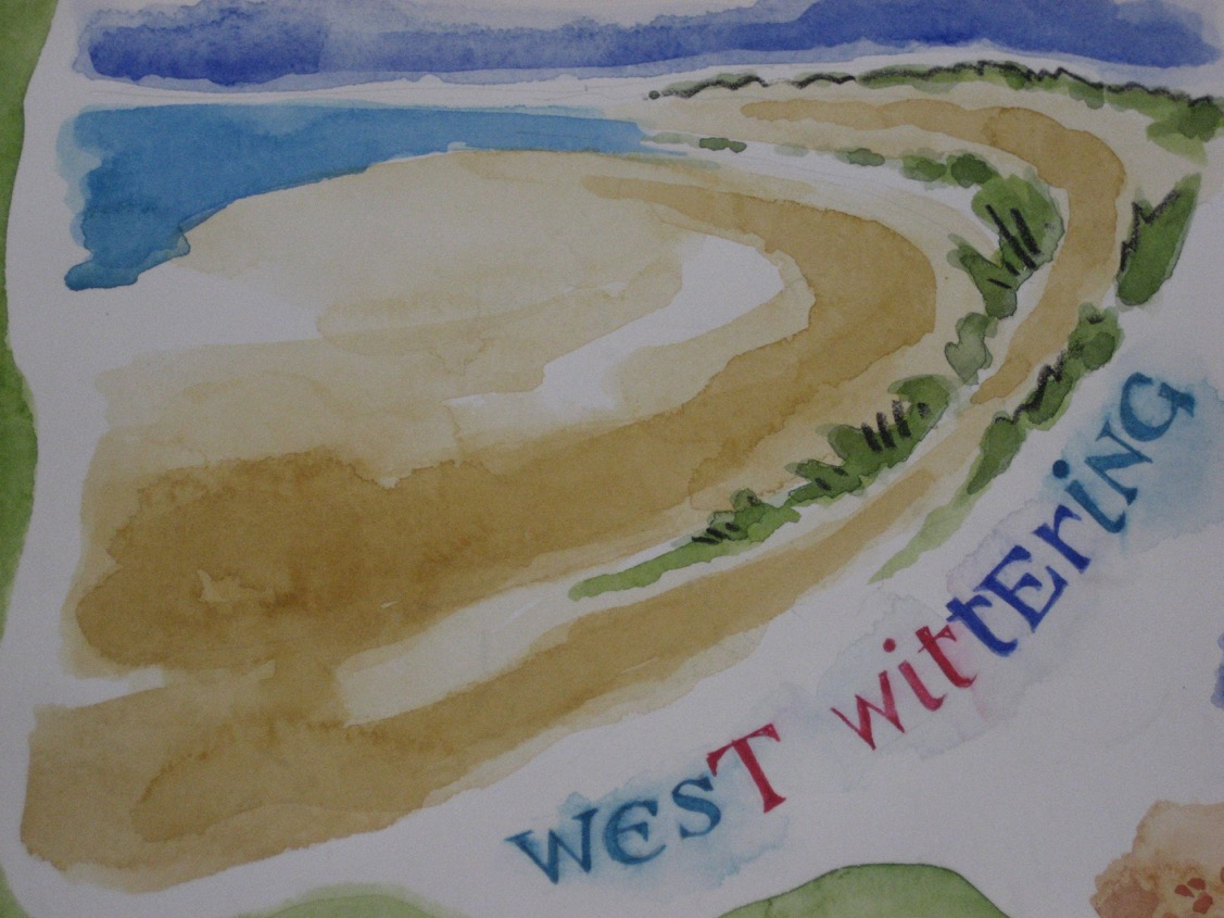One of Britain's Blue Flag beaches