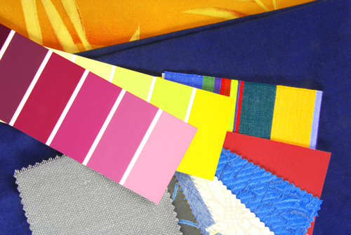 Match the colours to your existing designs