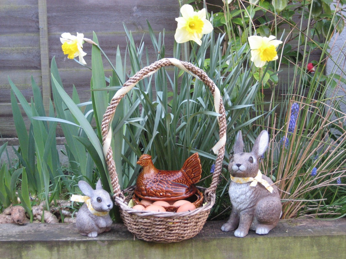 Happy Easter from Stuart Morris Textiles