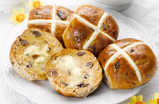 The humble hot cross bun has links to Paganism as well as Christianity.