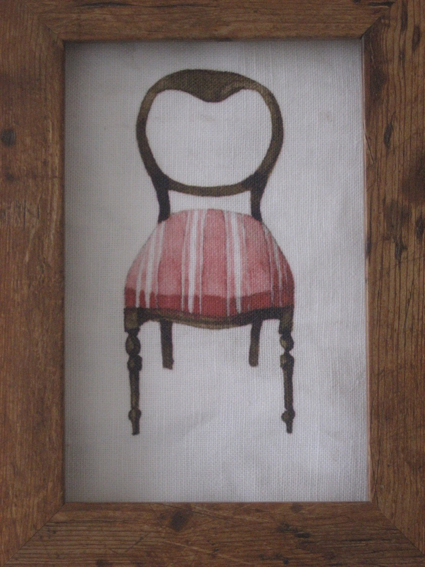 An example from Laura's 'Musical Chairs' collection.