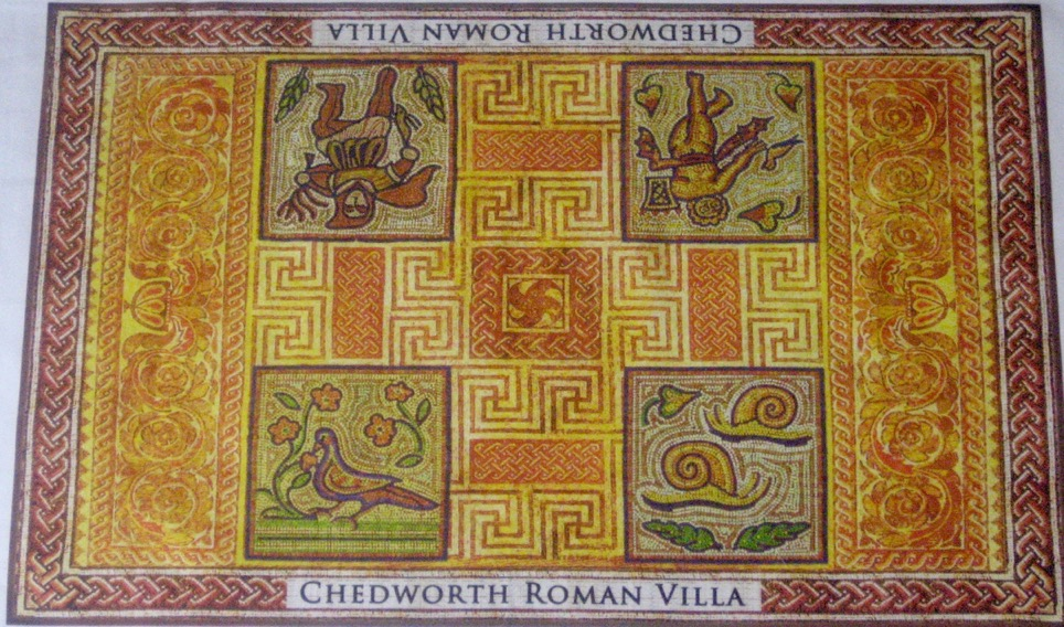 Chedworth Roman Villa, National Trust Collection
