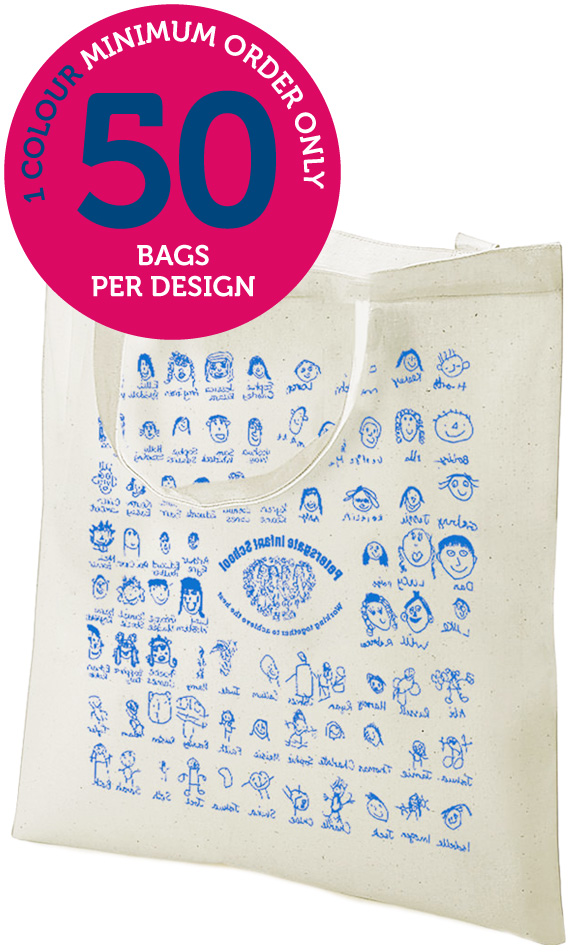 Cotton Bags Single Colour Print