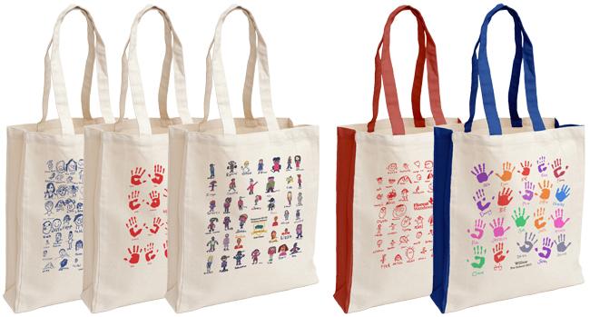 Stuart Morris Canvas Bags