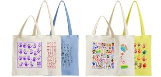 Stuart Morris School Cotton Bags