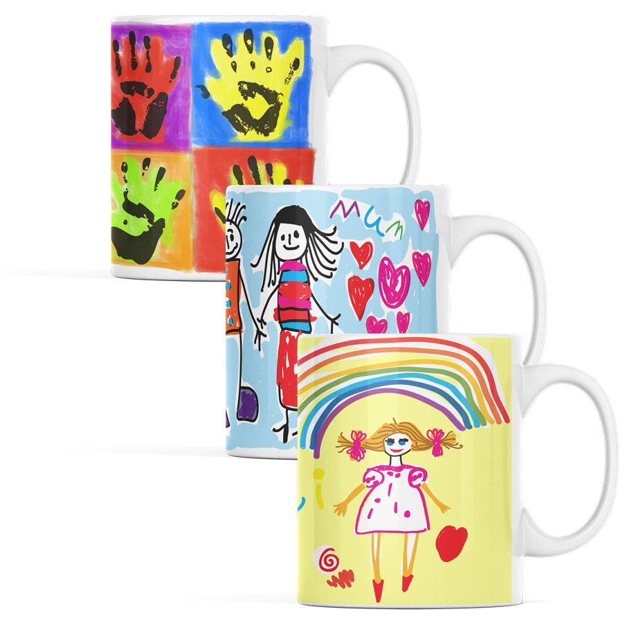 Stuart Morris Digital Mugs