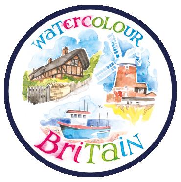 Watercolour Britain Logo