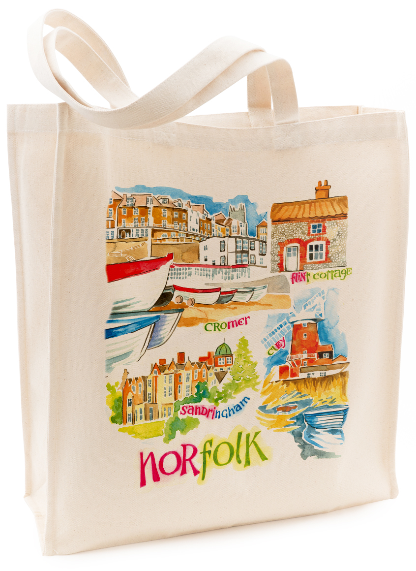 WB Norfolk Canvas Bag